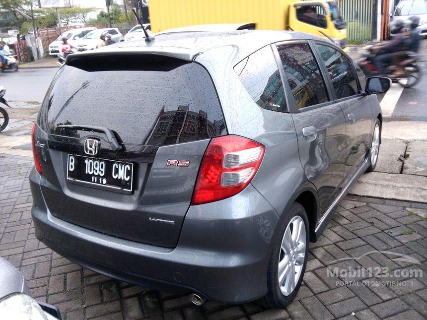 2009 Honda Jazz RS Hatchback