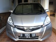 2013 Honda Jazz S Silver Manual