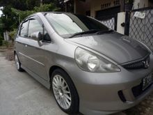 Honda Jazz 2008 1.5 VTEC ABS+EBD Silver Metalic Mulus