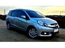 Honda Mobilio 1.5 E 2014 AT silver , Top condition