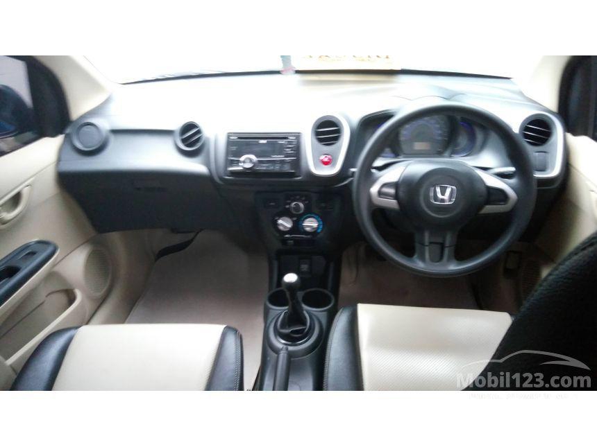 2014 Honda Mobilio E MPV