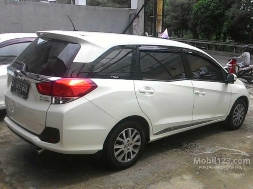 Jual Mobil Honda Mobilio 2014 E Prestige 1 5 Di Banten