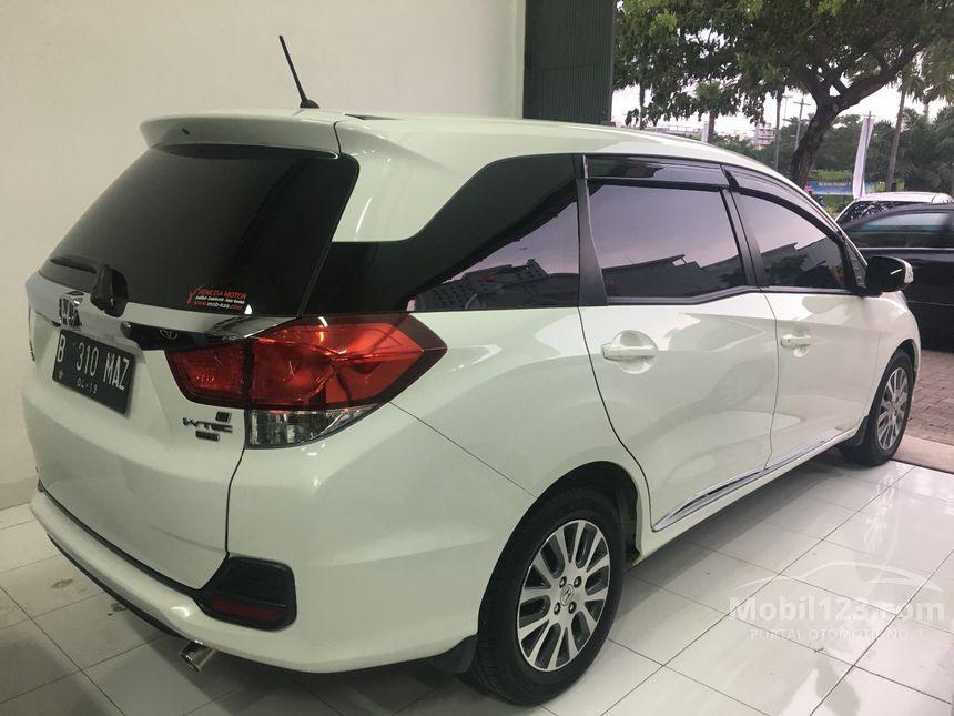 Jual Mobil Honda Mobilio 2014 E Prestige 15 Di Jawa Barat