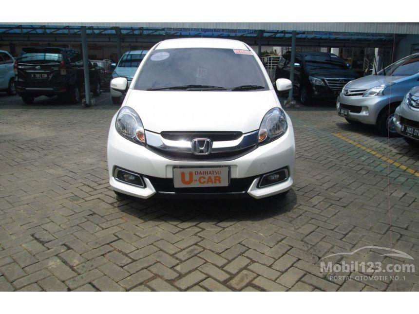Jual Mobil Honda Mobilio 2014 E Prestige 15 Di Banten