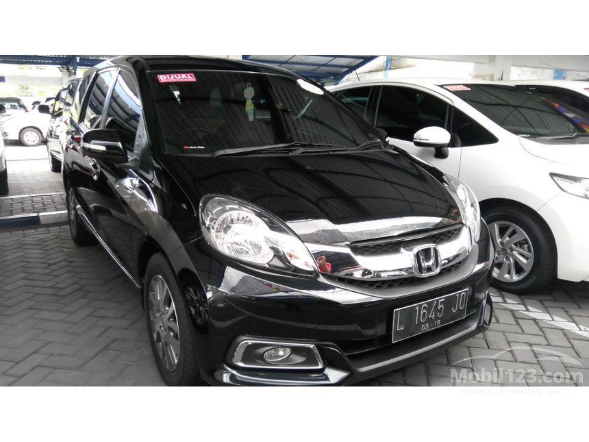 Honda Mobilio 2014 E Prestige 15 Di Jawa Timur Automatic