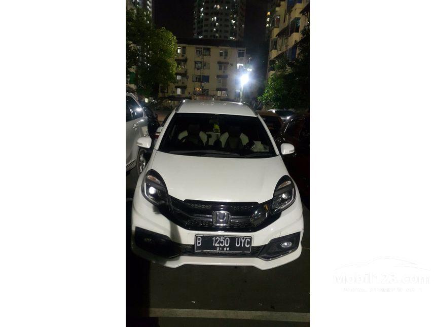 Jual Mobil Honda Mobilio 2015 RS Limited Edition 15 Di