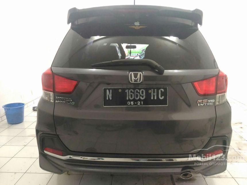 Jual Mobil Honda Mobilio 2014 RS 1.5 di Jawa Timur ...