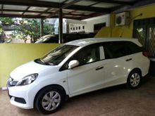 2015 Mobilio S NO showroom, NO bekas taksi online, KM 17rb-an, Pjk Ok
