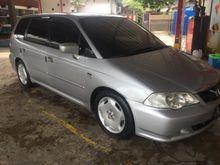 2003 Honda Odyssey Absolute AT sunroof pajak panjang