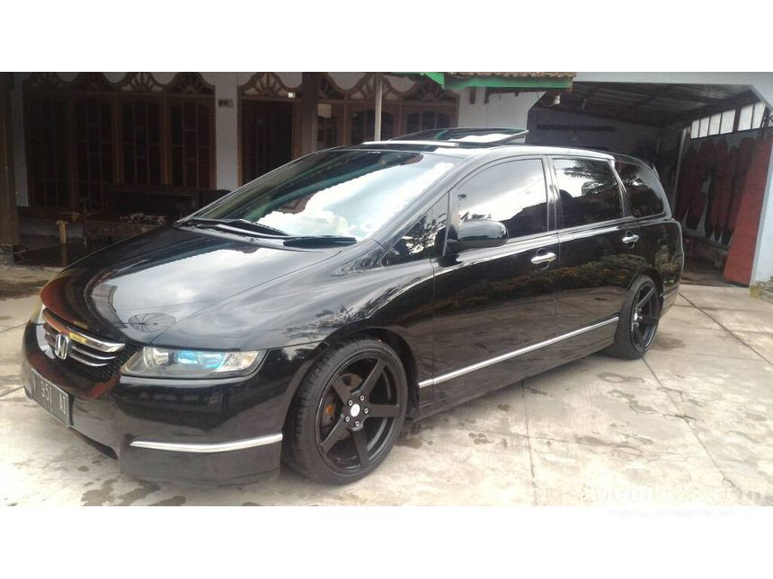 Jual Mobil Honda Odyssey 2004 2.4 di Jawa Tengah Automatic ...