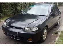 2001 Hyundai Accent 1.5 GLS Sedan