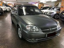 2008 Hyundai Avega 1.5 GL at PAKET MENARIK