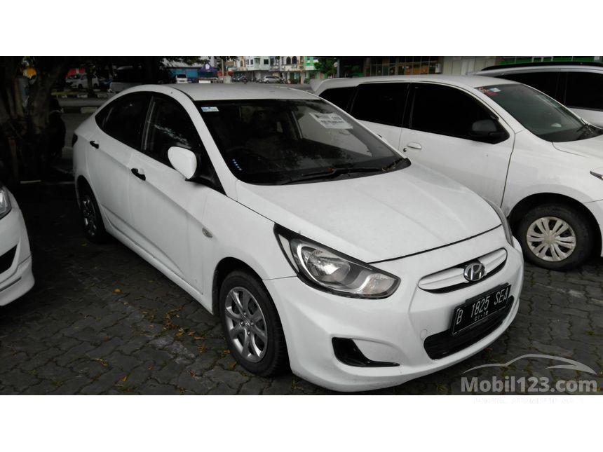 2013 Hyundai Excel 1.4 Manual Sedan