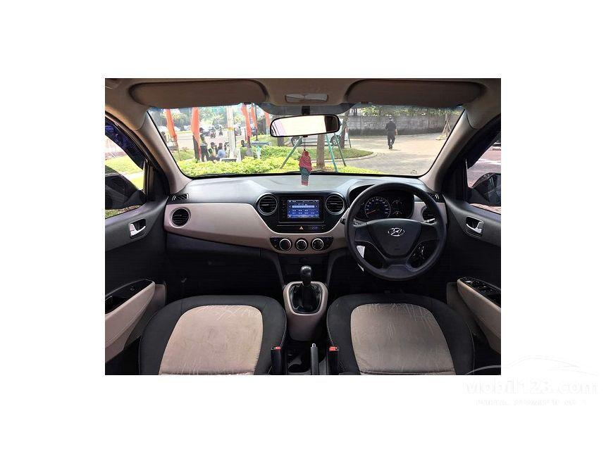 Hyundai Grand i10 2014 GL 1.2 di DKI Jakarta Manual ...