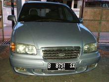 2001 Hyundai Trajet 2.0 GLS MPV