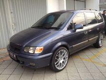 2001 Hyundai Trajet 2.7 V6 Sanroof