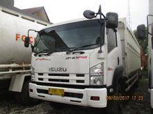 2014 Isuzu F series 5.2 Trucks