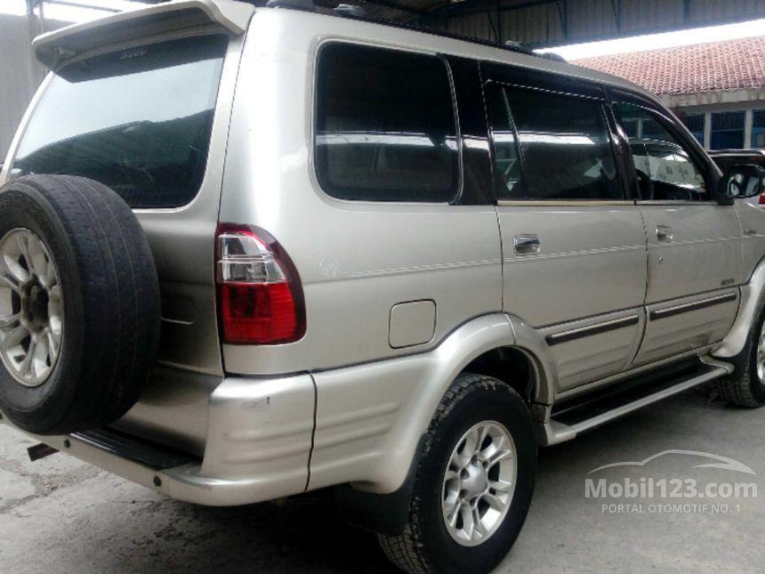 2012 Isuzu Panther GRAND TOURING SUV