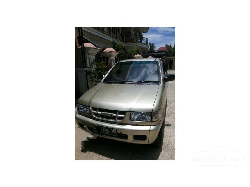 Jual Mobil Isuzu Panther 2001 LS Hi Grade 2.5 di ...
