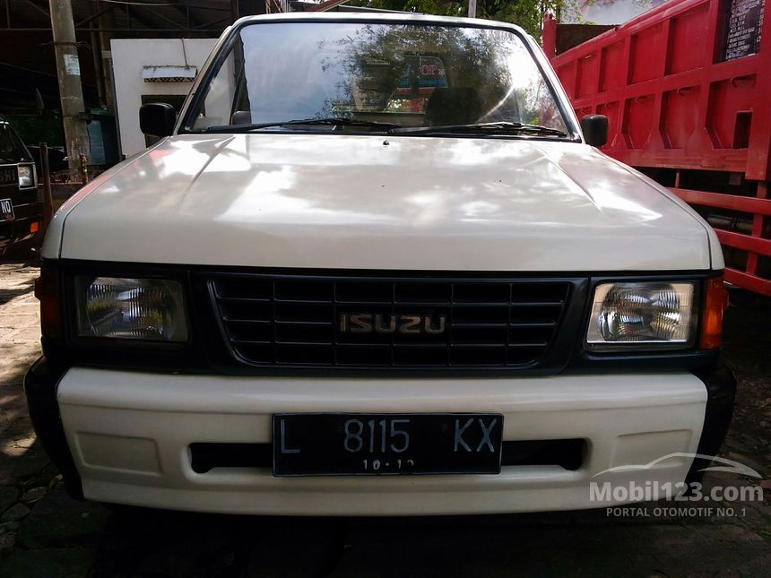 Jual Mobil Isuzu Panther 2004 Pick Up 2.5 Manual 2.5 di ...