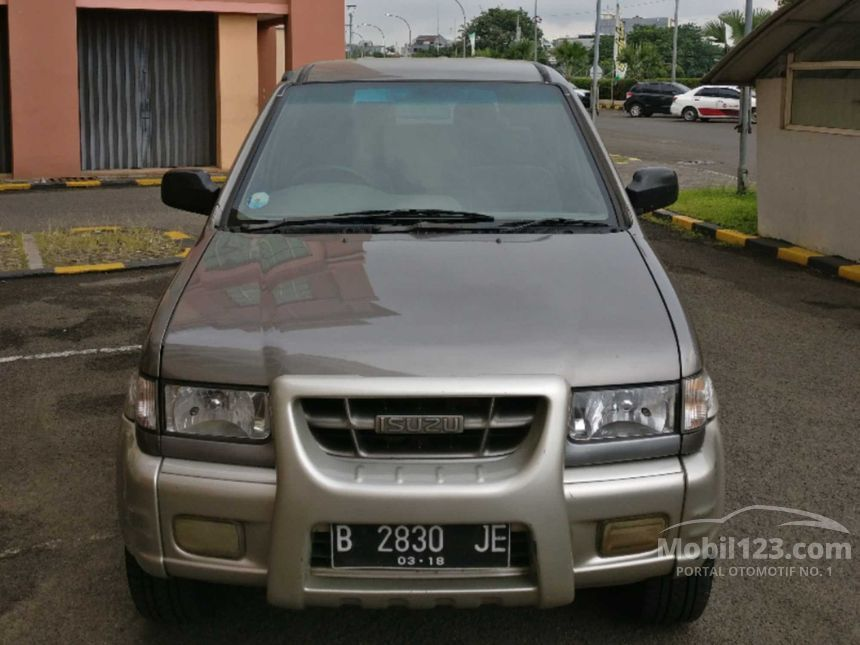 2003 Isuzu Panther Pick Up
