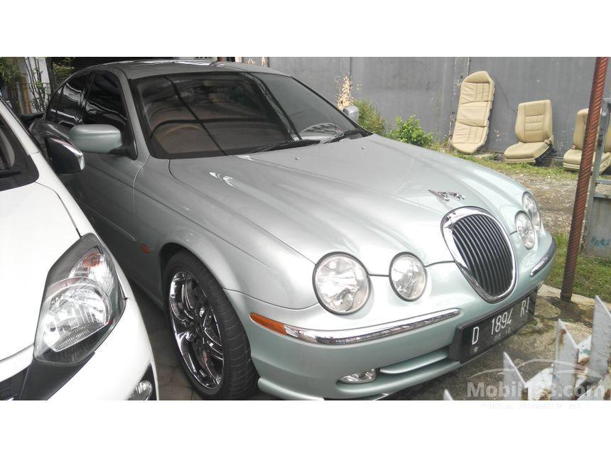 Jual mobil jaguar s type 2000 3 0 di jawa barat automatic for 2000 jaguar s type window regulator