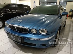 2002 Jaguar X-Type 2.5 V6 AT istimewa dijual di malang