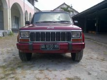 1998 Jeep Cherokee 2.5 SUV Offroad 4WD
