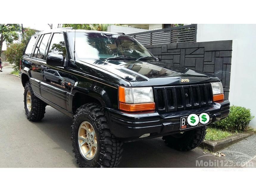 Jeep Grand Cherokee 2001 Limited 4.7 di DKI Jakarta ...