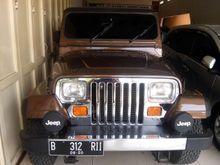 1995 Jeep Wrangler 4.0 Jeep