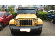 Jeep Wrangler Sahara 2014 3600cc