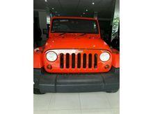 2013 Jeep Wrangler 3.6 Sahara Unlimited SUV
