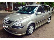 Kia Carens II facelift Tahun 2006 2007 Abu Matic Terawat Handy Autos