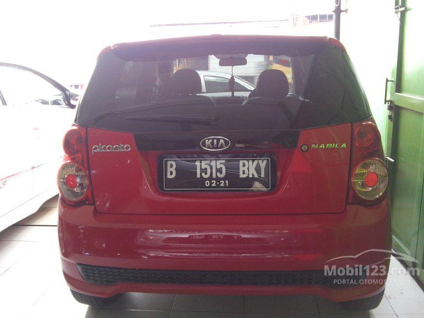 2010 KIA Picanto Compact Car City Car