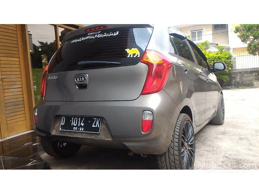 Jual Mobil Kia Picanto 2012 Se 2 12 Di Jawa Barat Automatic Hatchback Abu Abu Rp 98500000 3821581 Mobil123com