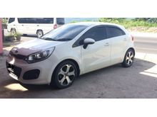 2012 KIA Rio 1.4 Hatchback Manual White