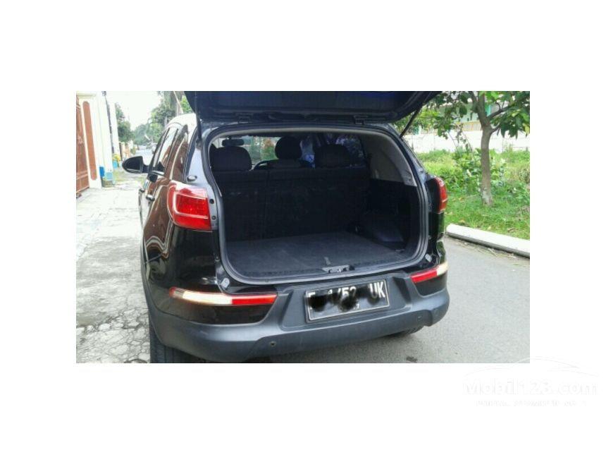 KIA Sportage 2012 LX 2.0 di Jawa Timur Manual SUV Hitam Rp ...
