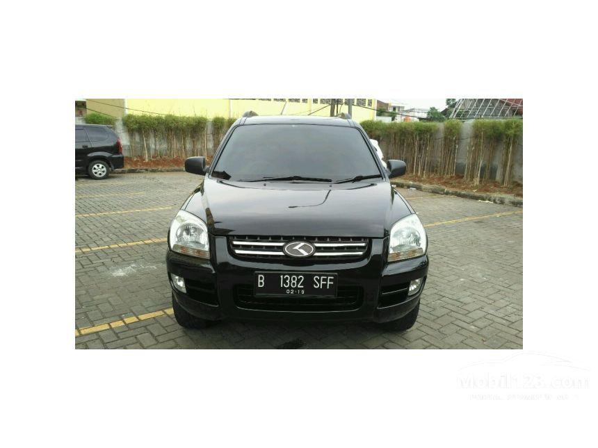 KIA Sportage 2006 20 Di DKI Jakarta Automatic SUV Offroad