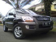 2006 KIA Sportage 2.0  SUV Offroad 4WD