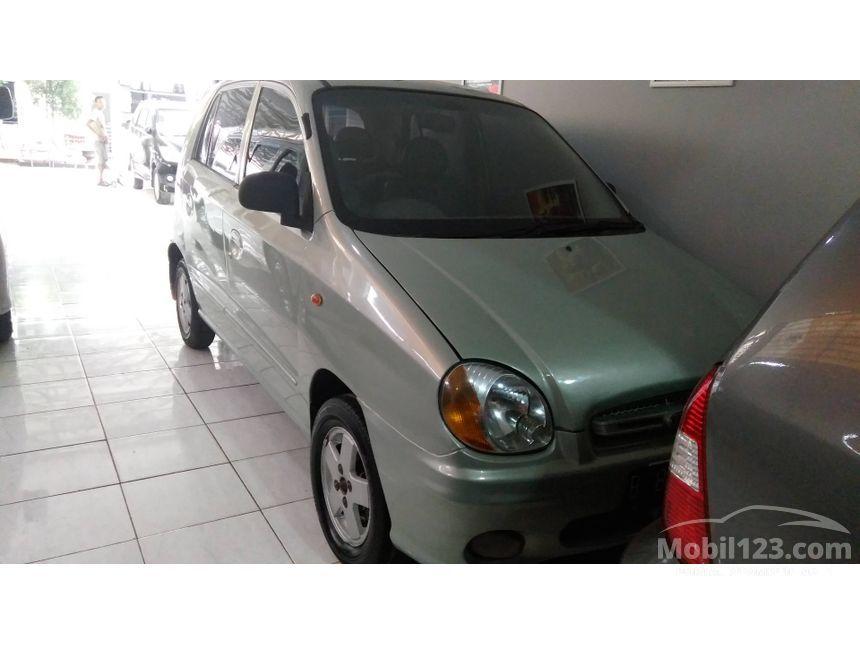 2003 KIA Visto Hatchback