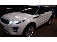 2012 Land Rover Range Rover Evoque 2.0 Dynamic Luxury Si4 SUV