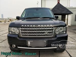 2010 Land Rover Range Rover Sport 5,0 V8 Supercharged SUV Km 74rb Mulus Terawat