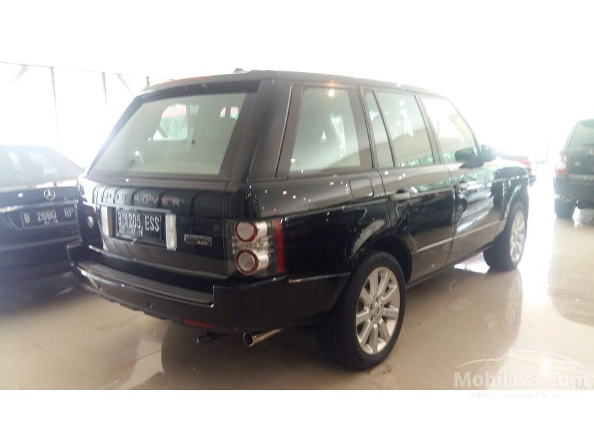 2008 Land Rover Range Rover V8 4.2 Supercharged  SUV