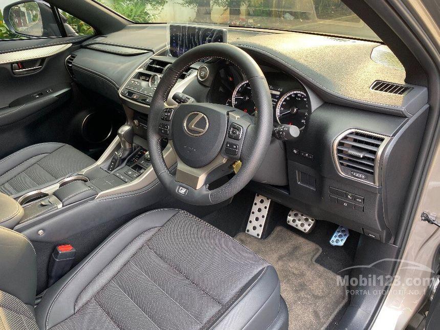 2019 Lexus NX300 F-Sport Wagon
