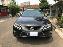 Lexus RX 270 HK thn 2012 facelift