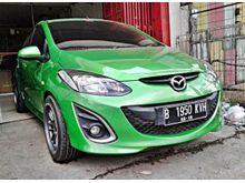 Mazda 2 1.5 R 2010 AT green , tdp 20 jtan , istimewa , elegant