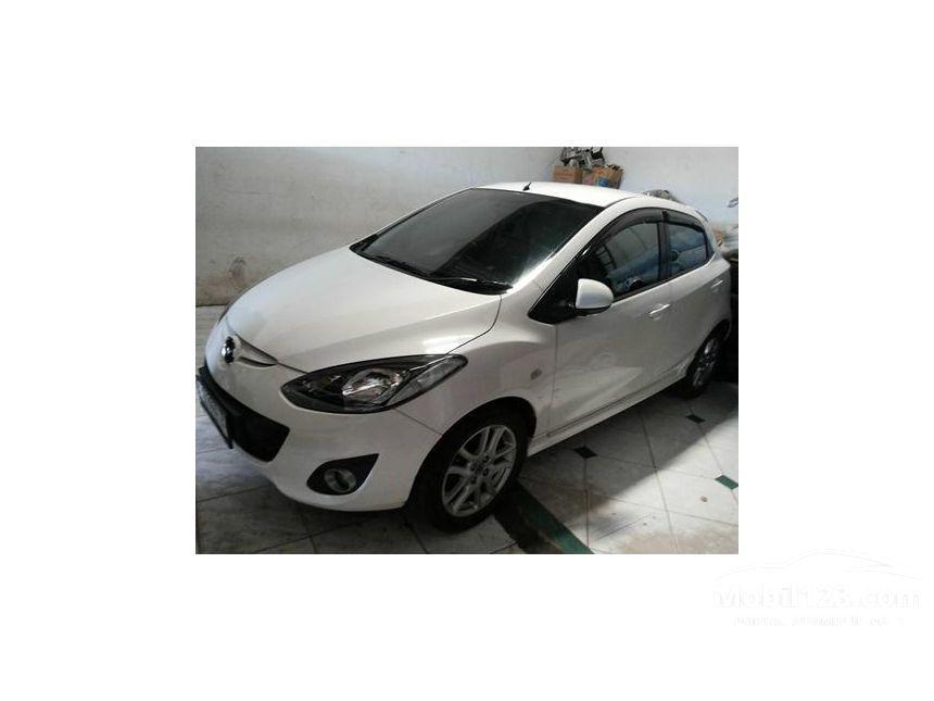 2013 Mazda 2 S Hatchback