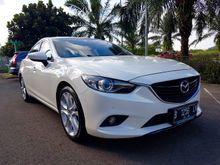 Mazda 6 Skyactive New 2013 Putih Bose Audio + Sunroof