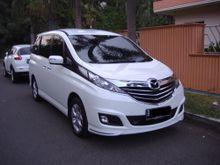 2014 Mazda Biante 2.0 SKYACTIV AT Tangan Pertama Km 46 rb Stnk Panjang Kondisi Mulus