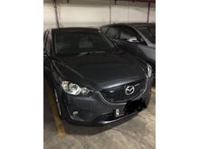 2013 Mazda CX-5 2.5 Grand Touring SUV